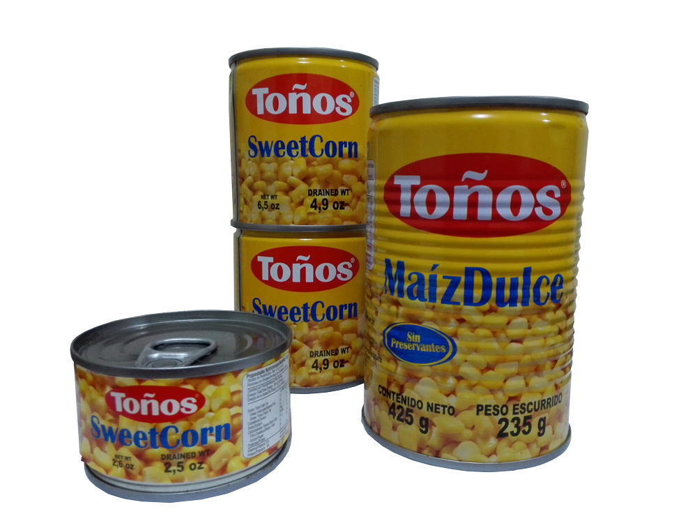 Bulk Canned Whole Sweet Kernel Corn