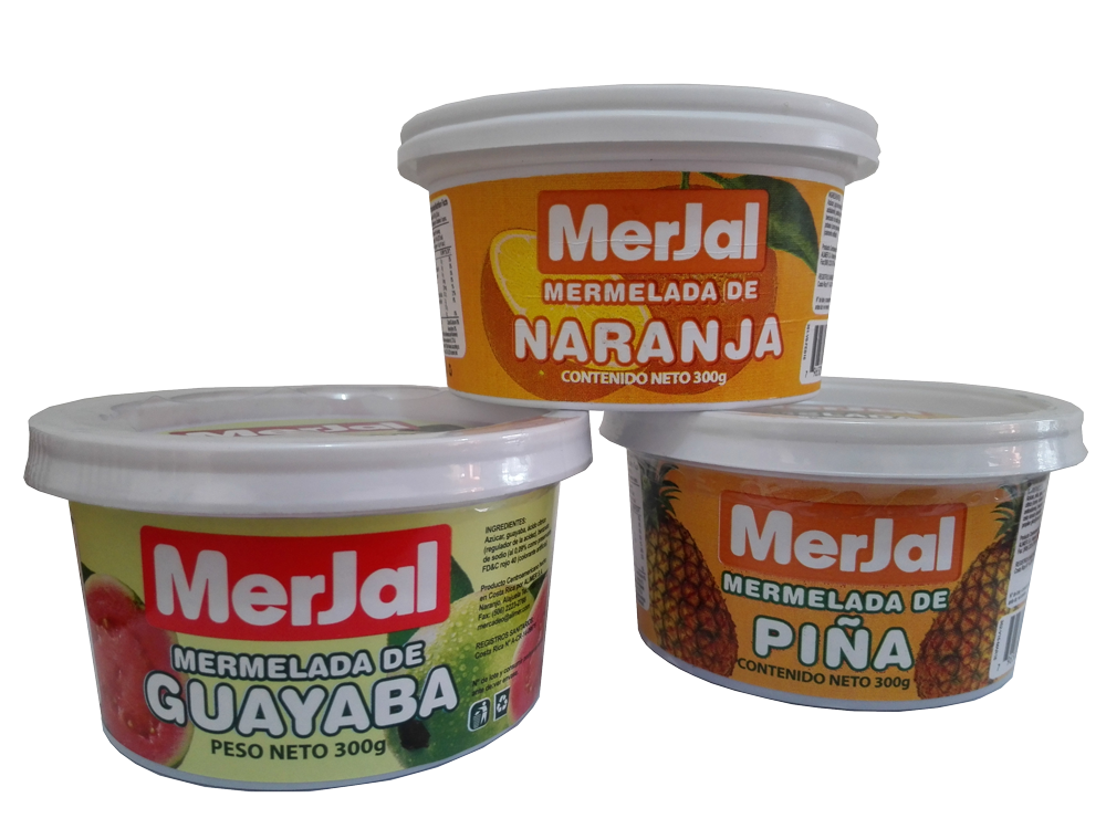 Costa Rican Fruit Marmalades