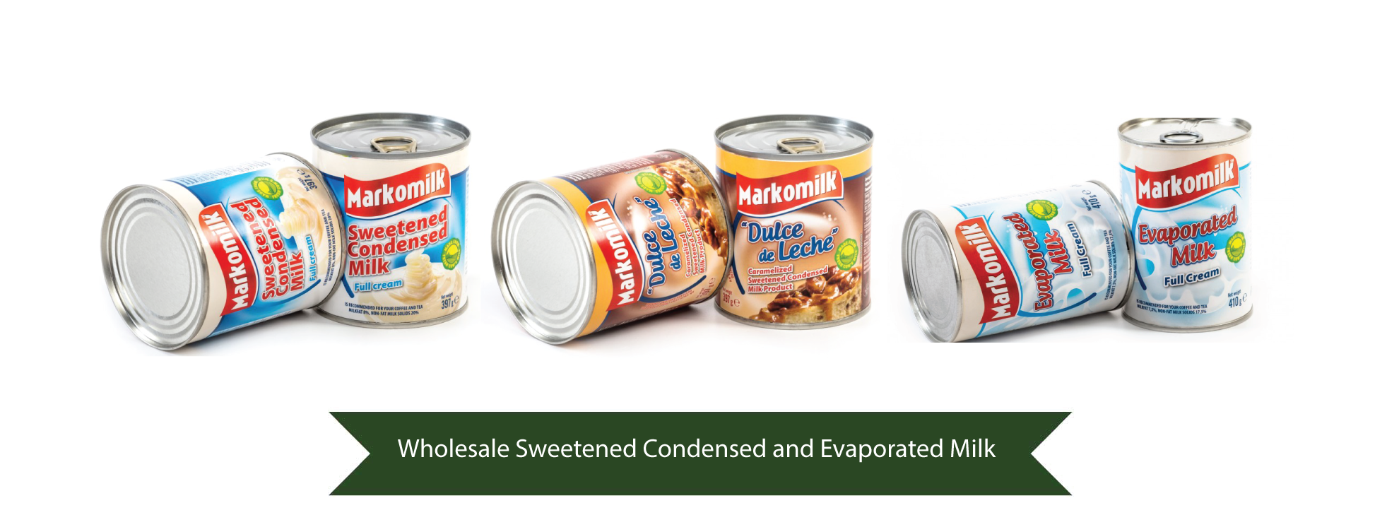 Wholesale Condensed and Evaporated Milk
